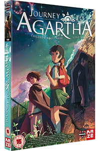 Journey to Agartha 00