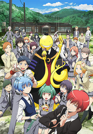 the assassination classroom 20