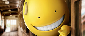 the assassination classroom 21